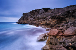 Coast of Mallorca Spain XXIII