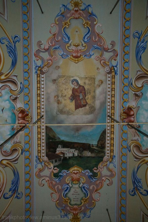 The Church's ceiling