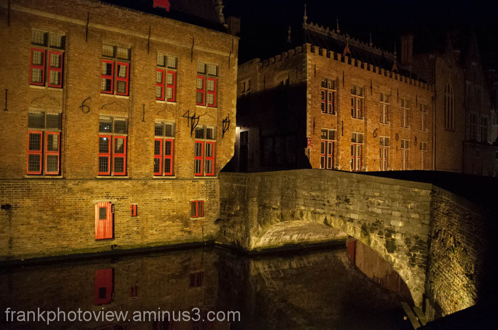 brugges by night III