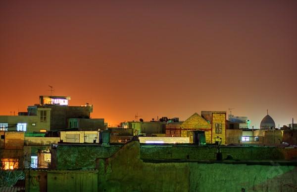 Tehran Night