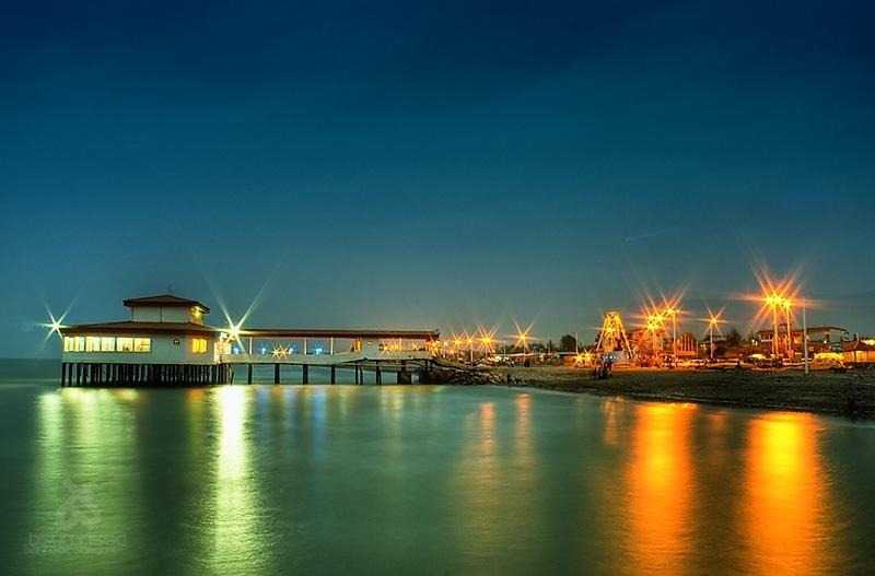 A Night by the Caspian Sea