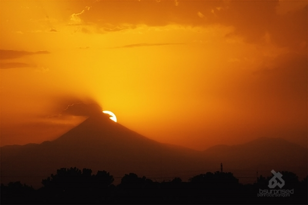 Damavand Sunrise