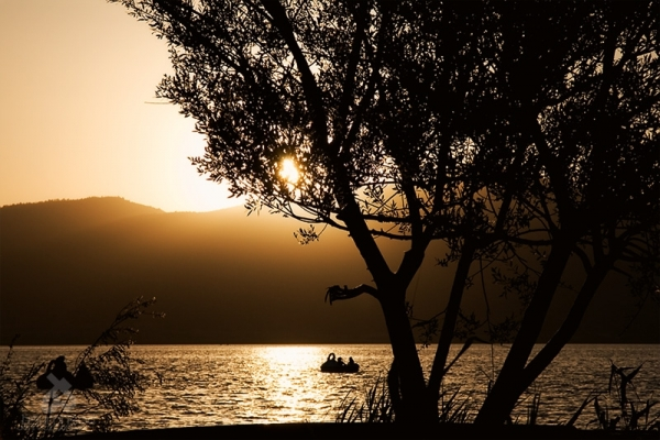 Zarivar Sunset