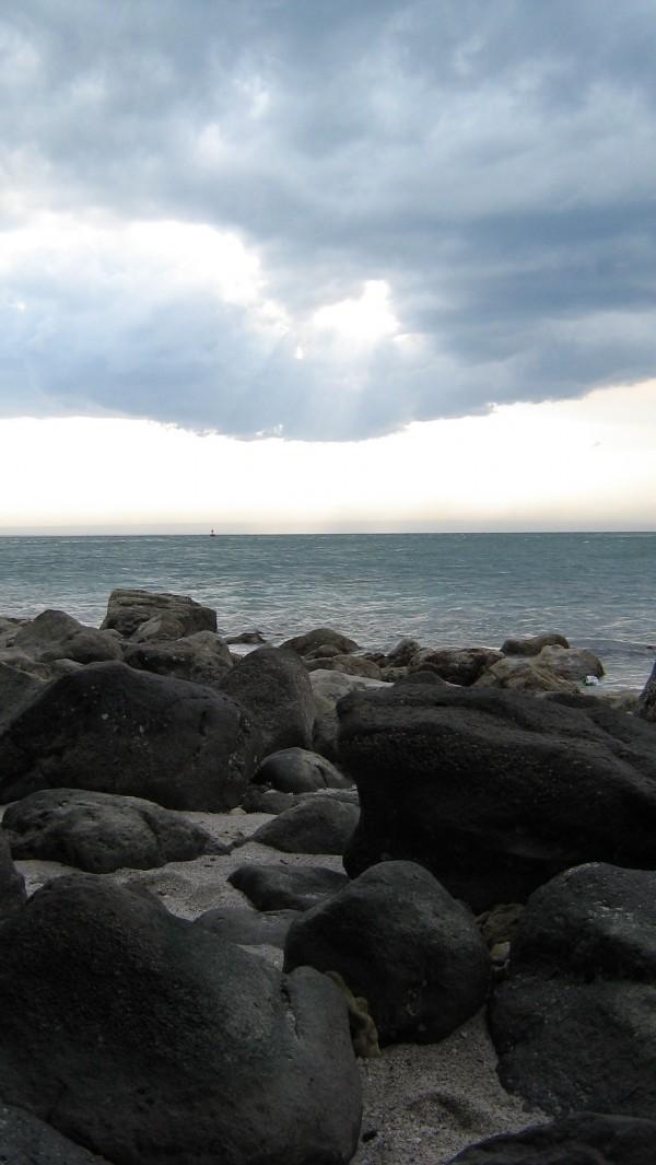 La Paz, Concha popular beach