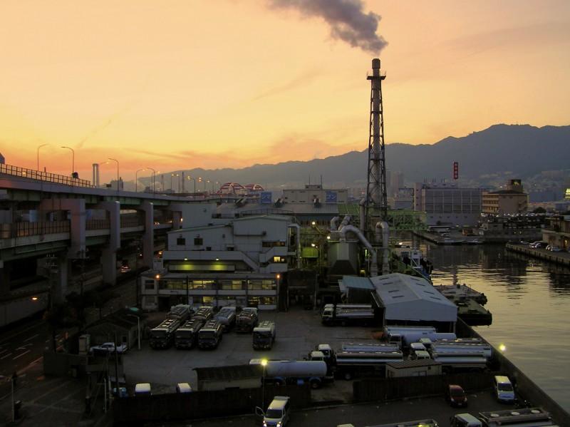 Rokko island Kobe Japan Hyogo