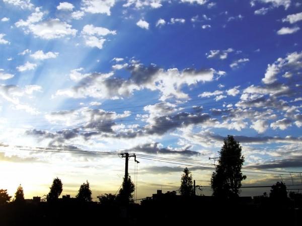 sunrise amagasaki early morning