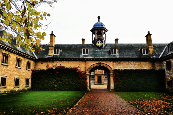 lincolnshire england belton-house