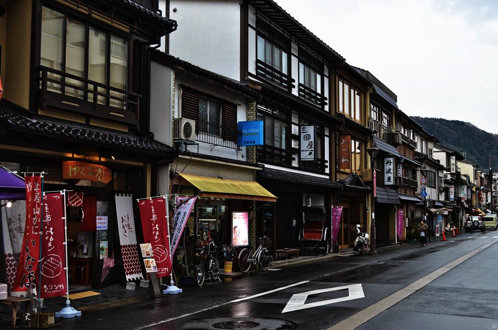 japan hyogo kinosaki onsen shop street