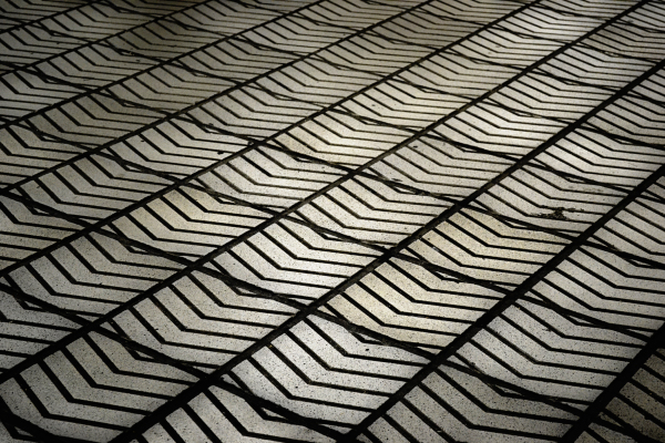 japan osaka umeda mall floor tile