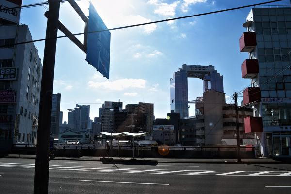 japan osaka hankyu train nakatsu umeda
