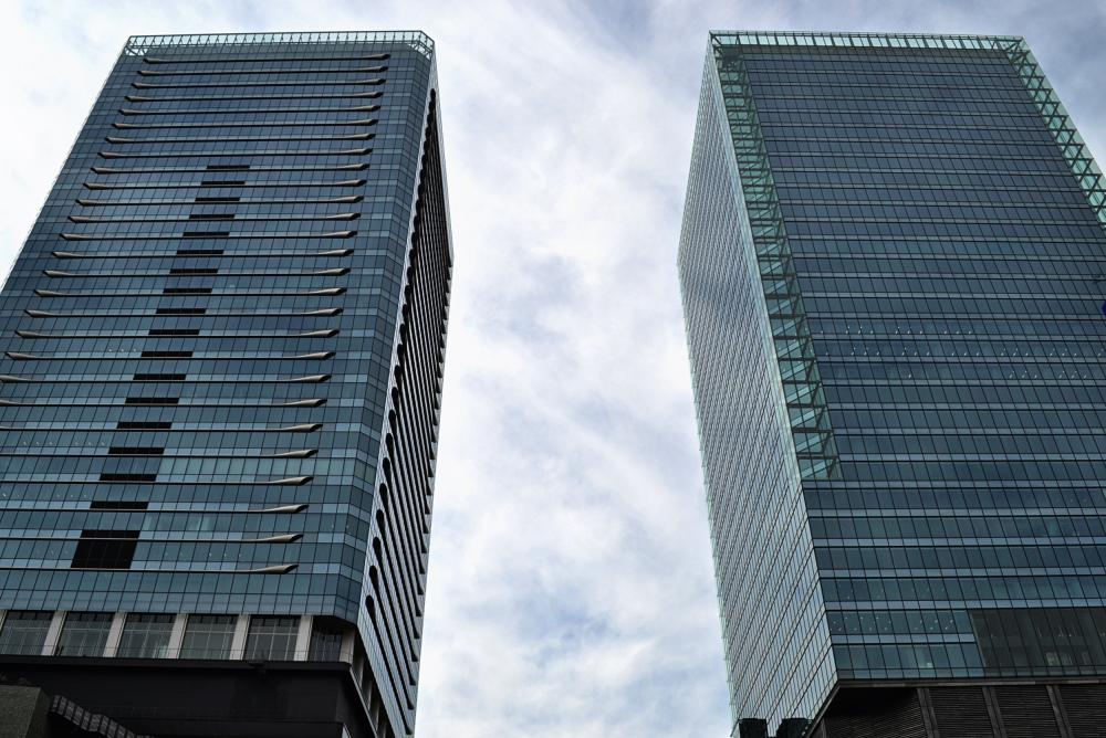 grand-front-osaka osaka umeda japan skyscraper
