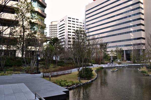 osaka umeda japan grand-front-osaka garden