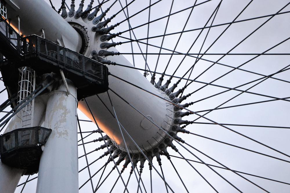 london london-eye england ferris-wheel south-bank