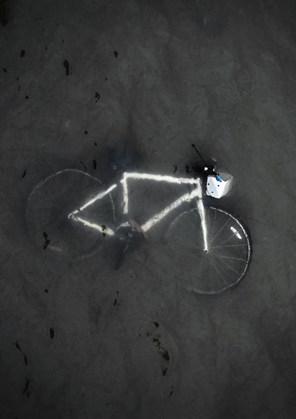 osaka umeda japan yodogawa river bicycle