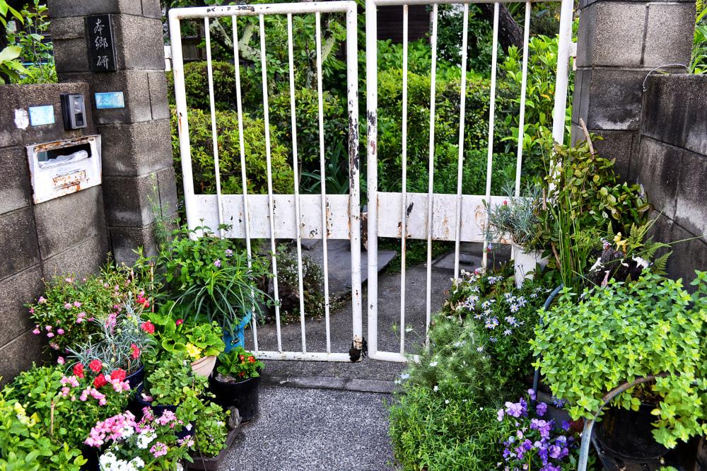 okayama omoto japan garden gate