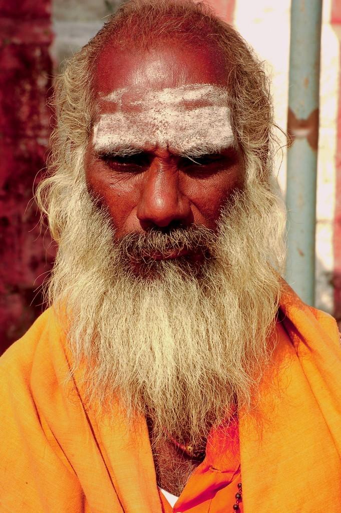 A Siddhar (Sage) in Thiruttani