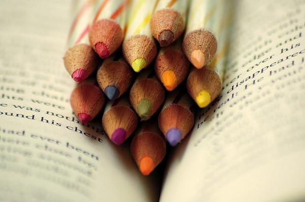 A colourful read - 1