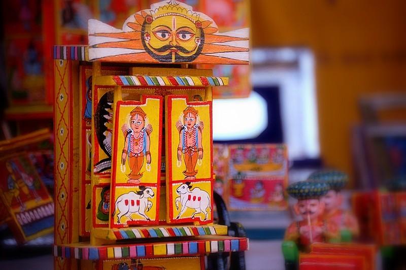 Rajasthani crafts