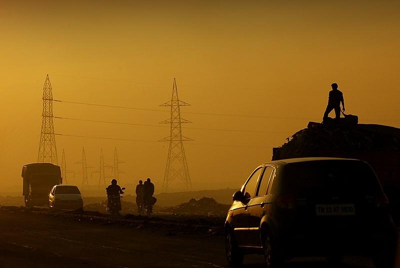 Towards the golden haze
