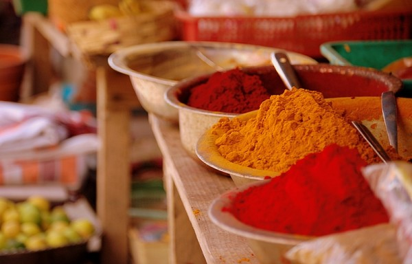 Colours of Mylapore!