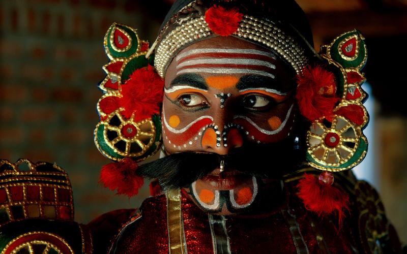 Therukoothu Dakshinchitra Duryodhana