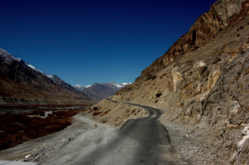 Spiti Roadscape