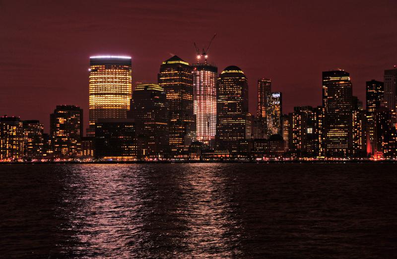 The NY Skyline