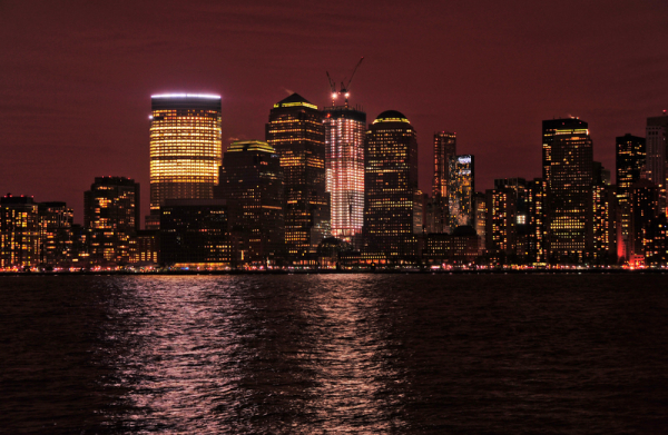 The NY Skyline