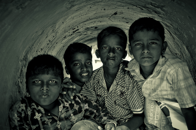 Gangs of the Madras Tunnels