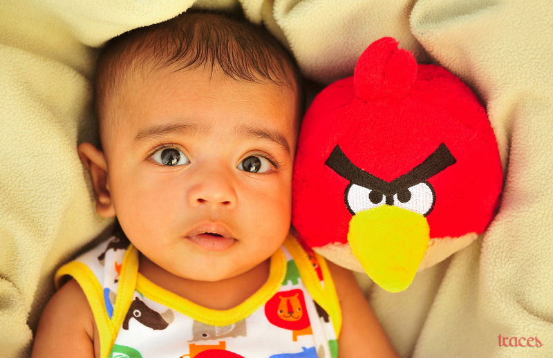 Who is the real Angry Bird?