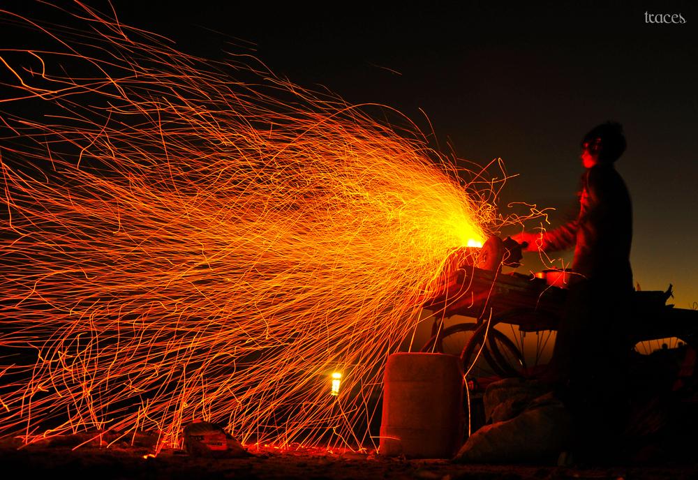 Flowy Sparks!