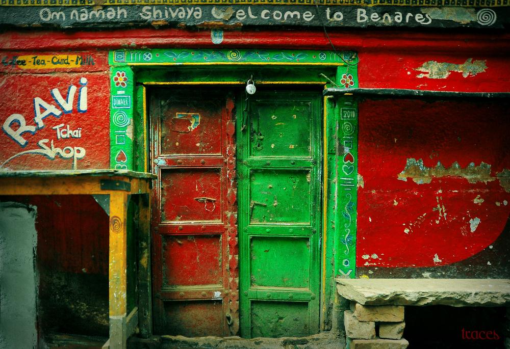 Ravi chai shop
