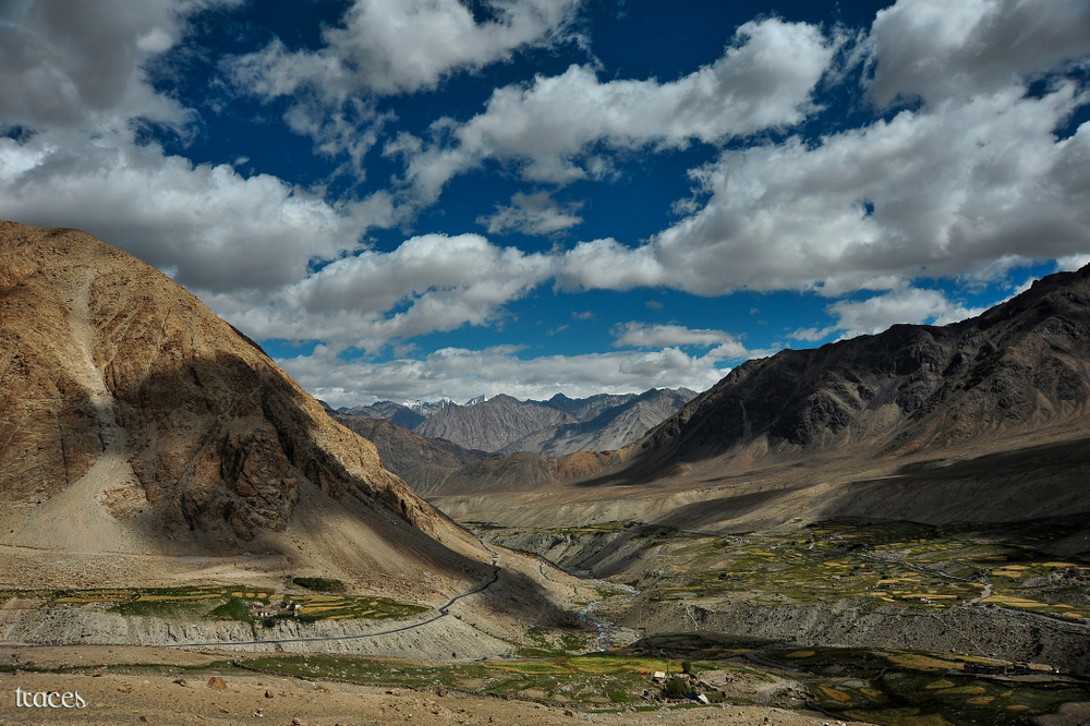 The Himalayan Terrain