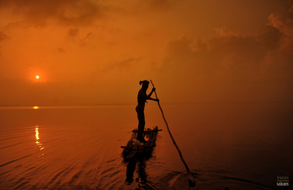 Golden waters fishing