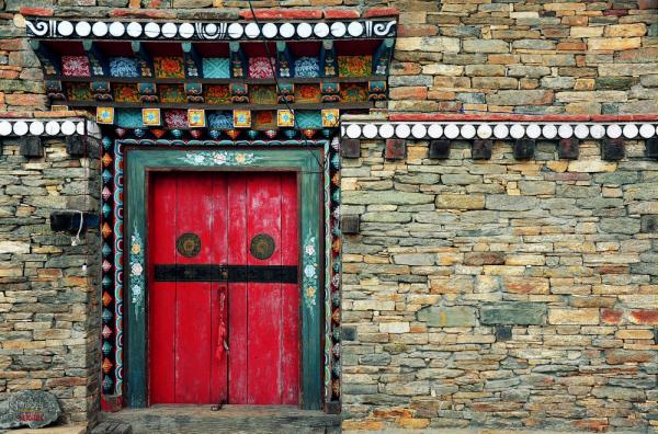 Doors of Sikkim