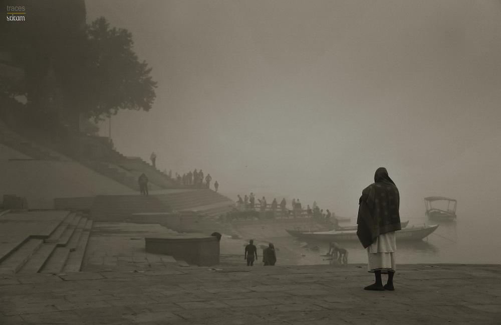 First sight of Varanasi