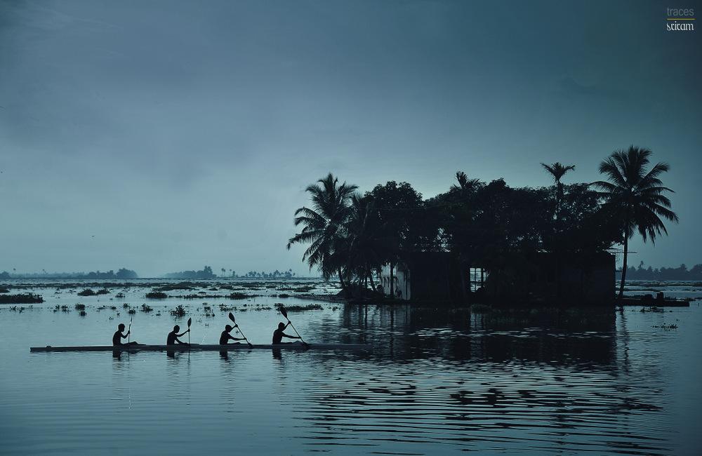 Monsoon Canoe sprints