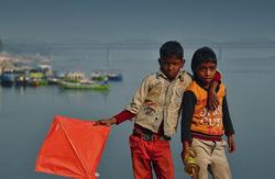The kite runners of Kashi
