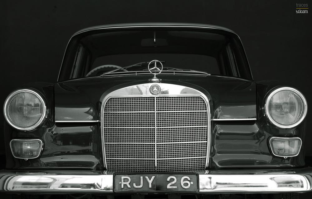 Vintage Merc