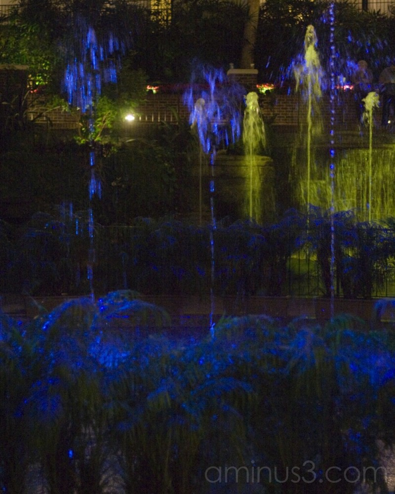 Musical Light Fountain II