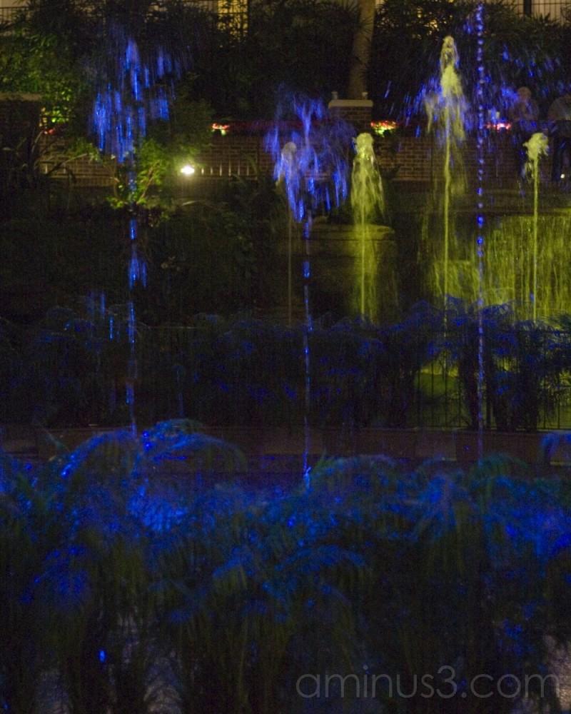 Musical Light Fountain II