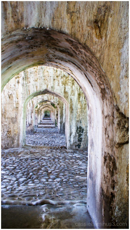 Arcos en San Juan de Ulua