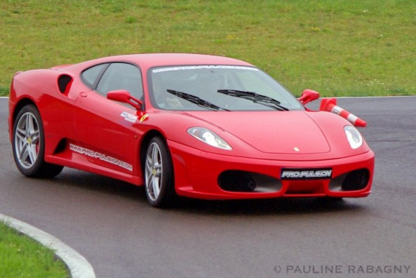 Tours de piste en Ferrari F430 F1