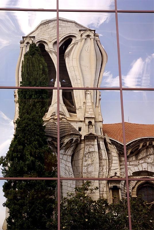 Nice, la basilique Notre Dame