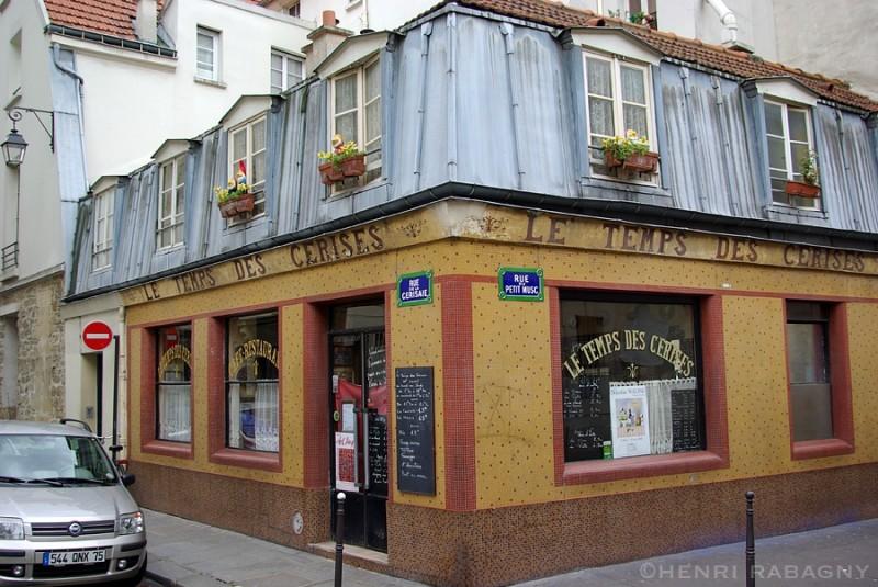Le Temps des Cerises, Paris 4e