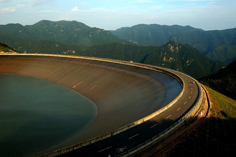 Tianhuangping Pumped-storage Power Plant