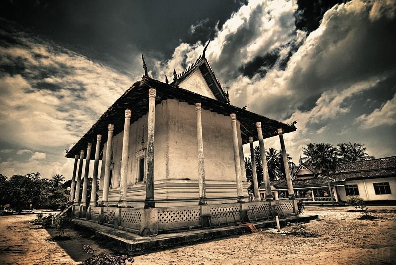 Buddist Temple, Tumpat