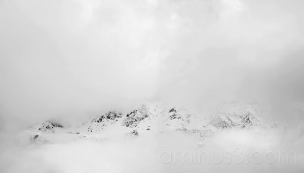 first snow / nordkette / innsbruck I