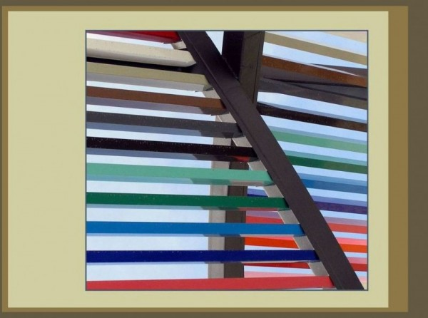 Colorful Eaves