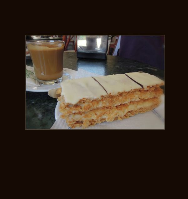 Spanish  Mille-feuille